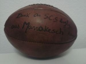 Marrakeshball